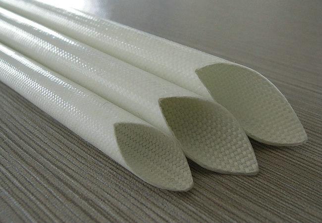 4KV硅树脂玻璃纤维套管