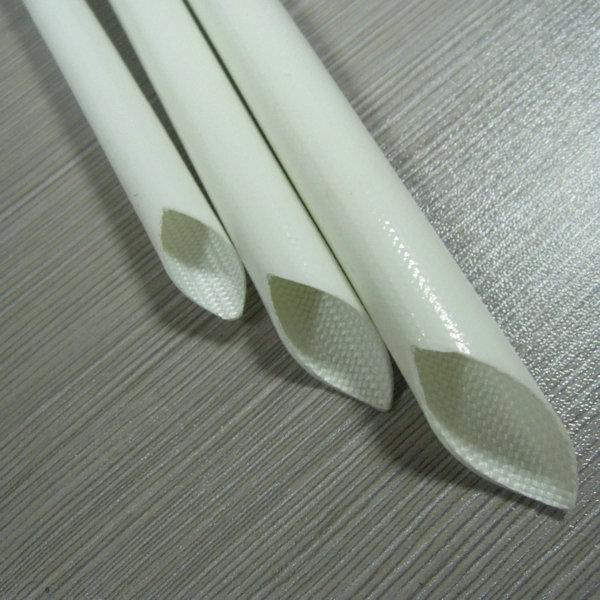 硅橡胶玻璃纤维管(内纤外胶)